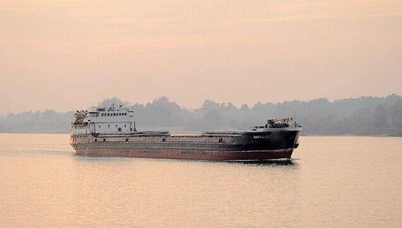В Черном море затонуло судно с россиянами на борту