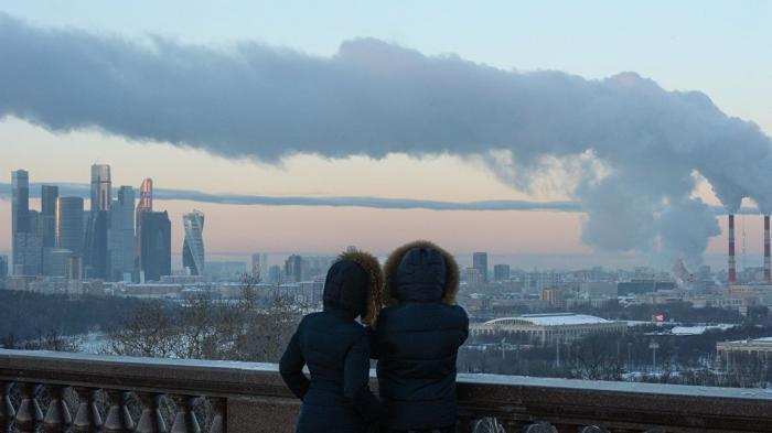 В центральную Россию придут аномальные морозы