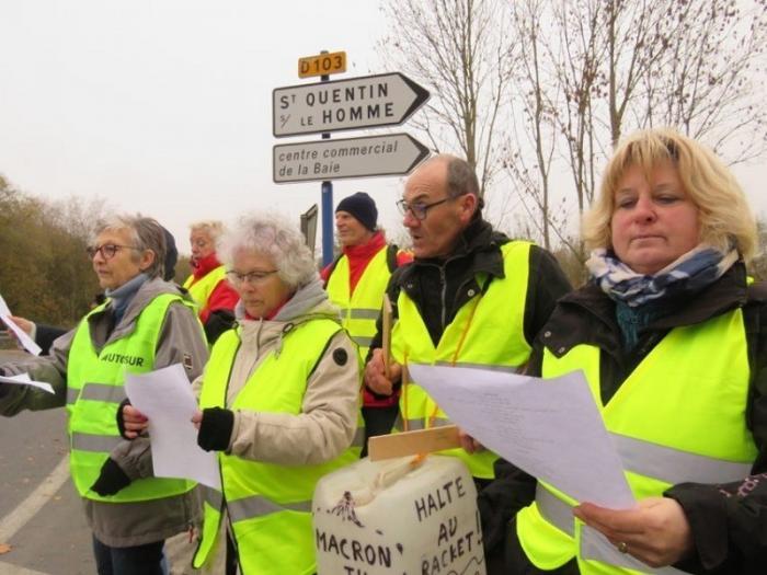 Во Франции более тысячи «желтых жилетов» осуждены