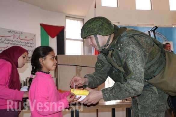 Сирия стремительно меняется благодаря России | Русская весна