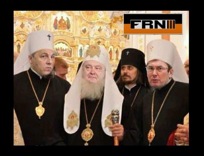 Украинская автокефалия уникально ущербна!