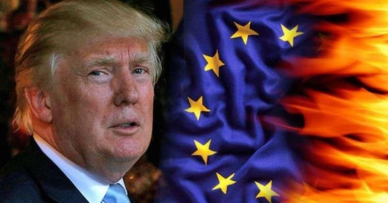 США продолжают унижать Европу – ЕС об этом узнал случайно