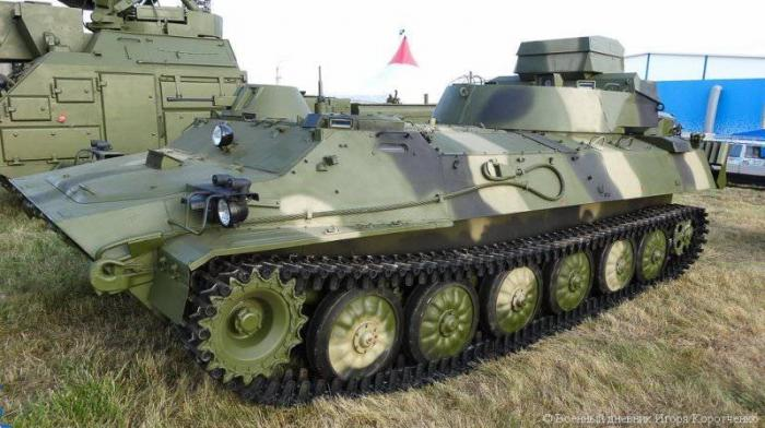 РЛС СНАР-10 М1 для борьбы станками поступила вЦВО