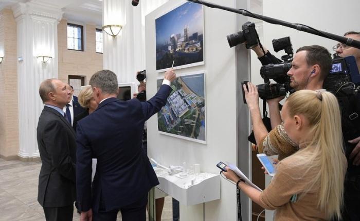 Владимир Путин провёл совещание повопросу создания культурно-образовательных комплексов врегионах