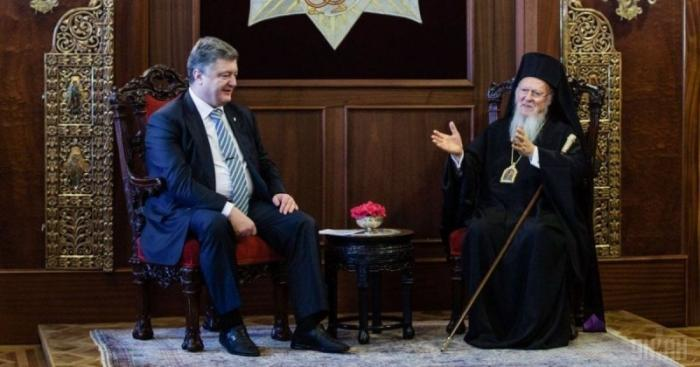 Как Варфоломей и Порошенко обманули верующих украинцев. Анализ текста томоса