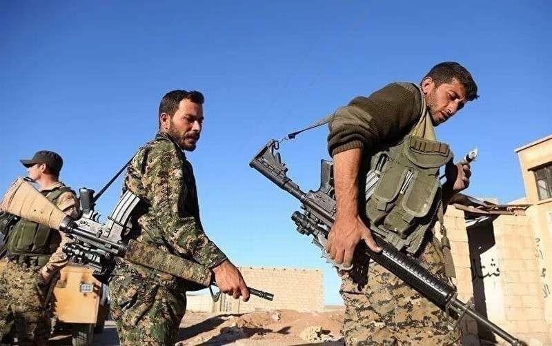 В Сирии бойцы СДС массово переходят на сторону Асада