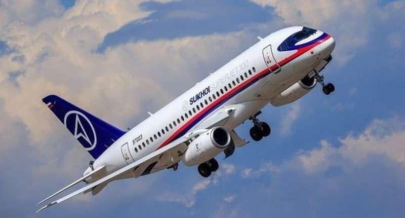 Почему США не могут заблокировать поставку российских самолётов «Сухой Суперджет» SSJ100R Ирану