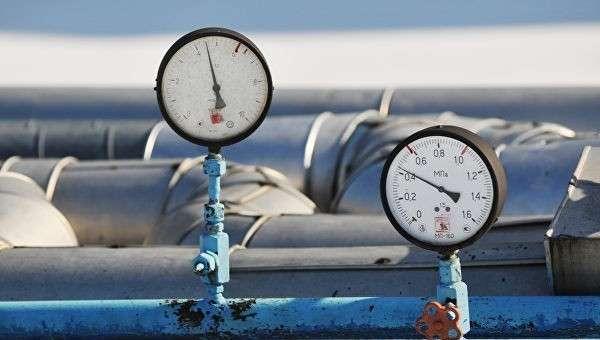 Газопровод на Украине. Архивное фото