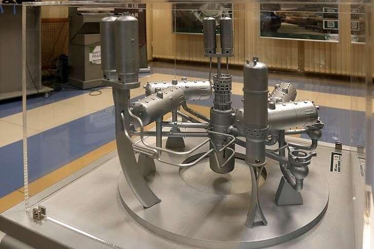 Где икак делают атомные реакторы