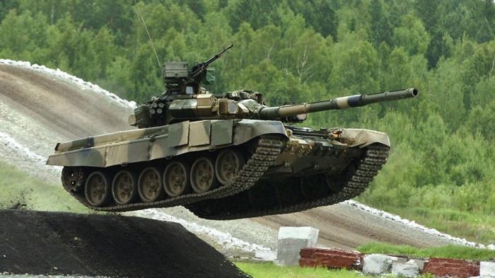 Аналитики из США о «смертоносном» танке Т-90С