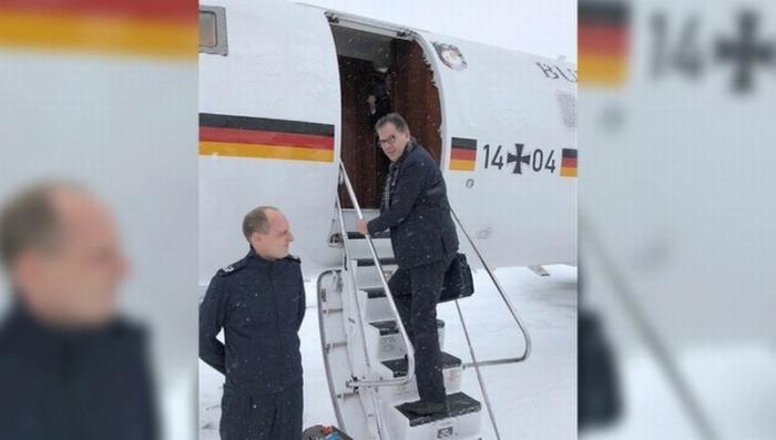Правительственный самолёт Германии опять сломался