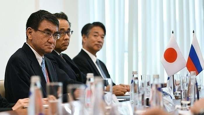 МИД России устроило взбучку послу Японии за лицемерие японцев по вопросу Курил