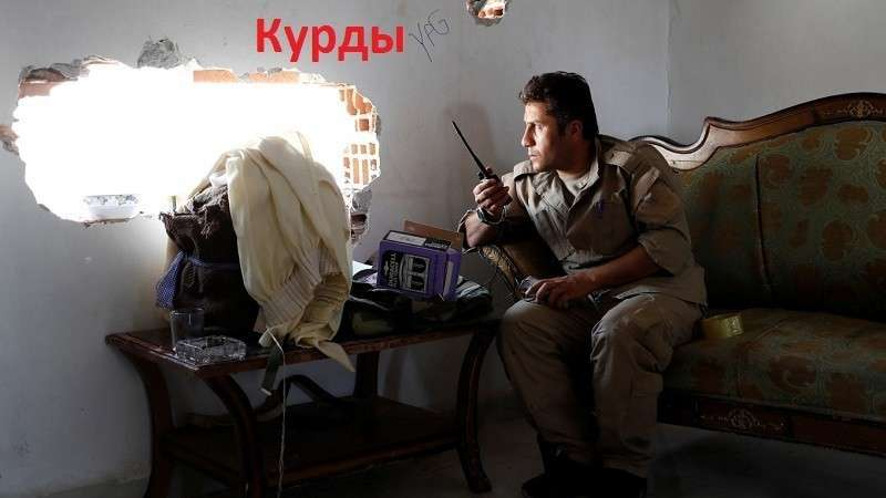 Курды в Сирии терпят крупнейшее поражение от США