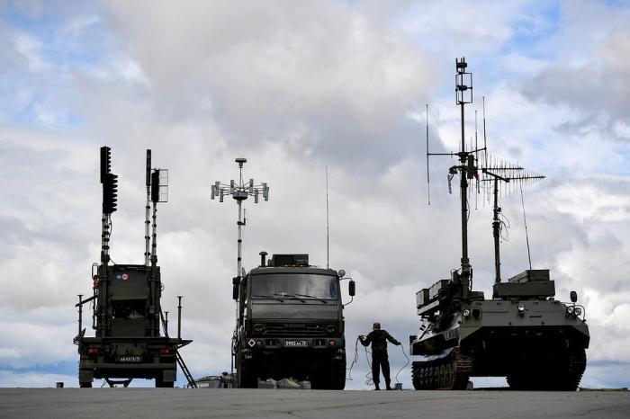 Новейший комплекс РЭБ «Борисоглебск-2» поступил в Амурское объединение Восточного военного округа