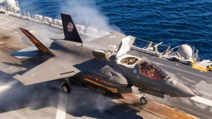 Новый глава Пентагона Патрик Шанахан «покрыл матом» F-35 и его создателей