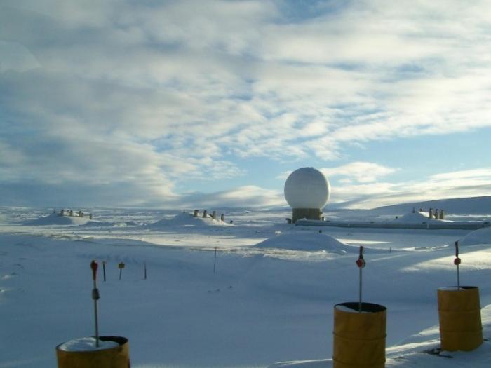 США назвали Арктику зоной своих жизненно важных интересов