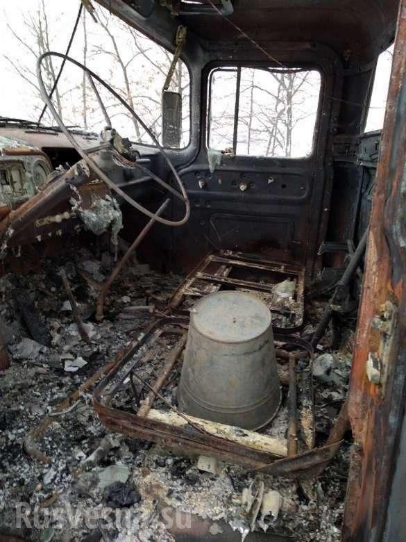 Украинские каратели открыли огонь посотрудникам «Воды Донбасса» (+ФОТО, ВИДЕО) | Русская весна