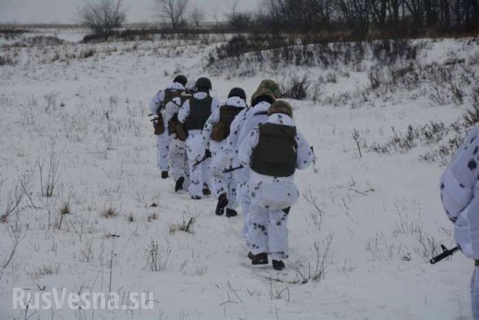 Сводка о ситуации на Донбассе: 79-я десантно-штурмовая бригада ВСУ готовит провокации