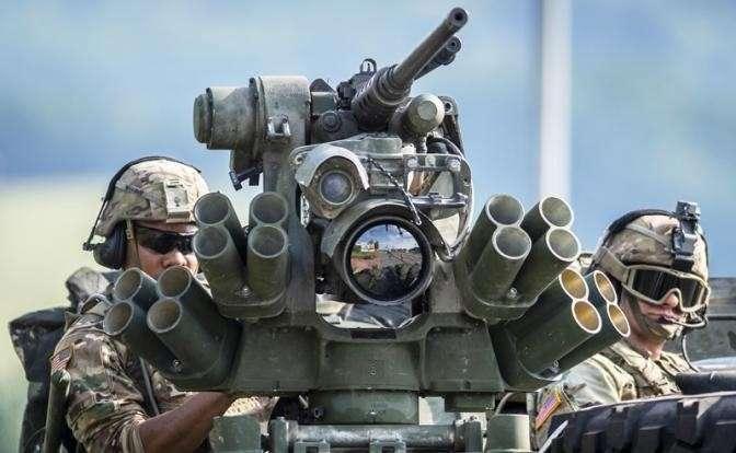 План США на 2019 год: найти управу на русскую РЭБ, прижать Китай, усилить Польшу