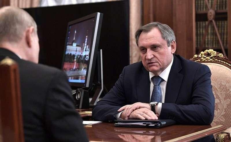 Входе рабочей встречи спредседателем правления– генеральным директором публичного акционерного общества «РусГидро» Николаем Шульгиновым.