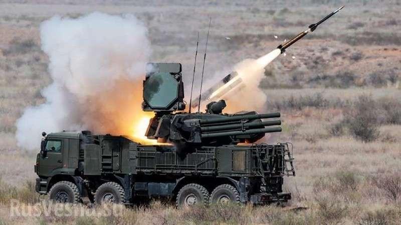 ПВО Сирии частично отразили ракетный удар Израиля
