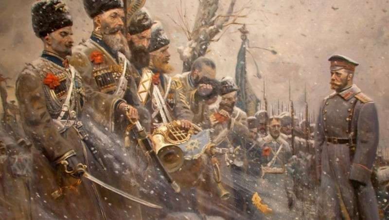Почему после отречения Николая II, все военачальники Русской армии отвернулись от него?