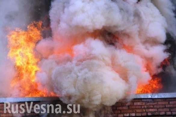 Взрыв газа в Ростовской области, люди под завалами | Русская весна