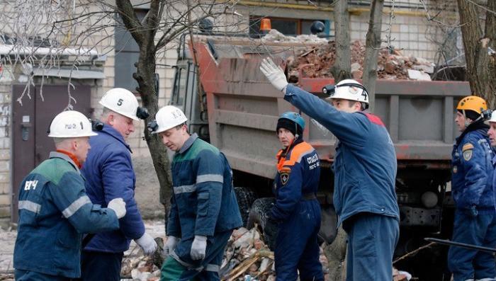 Ростовская область. В зоне взрыва в Шахтах находились 12 человек