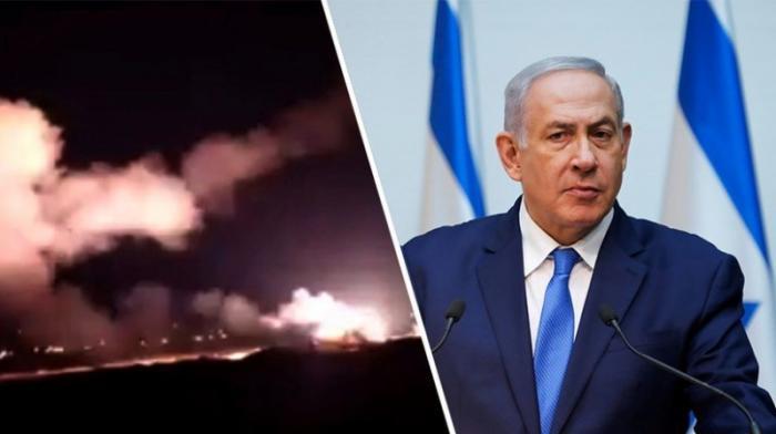 Нетаньяху признался в нанесении удара по аэропорту Дамаска