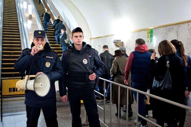 Полиция России, случай из жизненного опыта