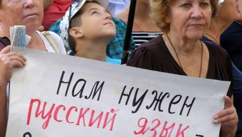 Белорусы призвали ограничить деятельность русофобов в стране