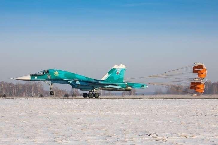 Поставки боевых самолетов вВооруженные Силы России в2018 году