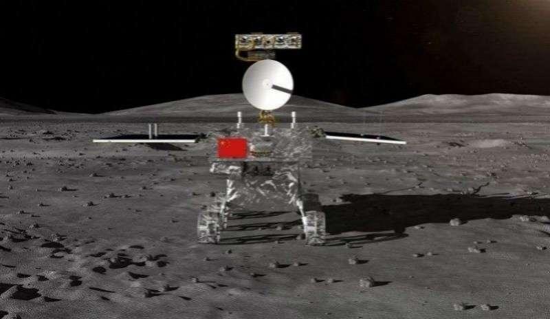 Лунная афера: Китайцы не нашли на Луне следов американцев