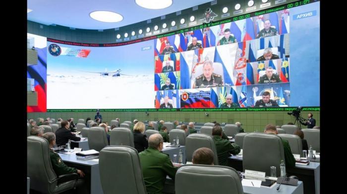 Сергей Шойгу провёл селекторное совещание с руководящим составом ВС РФ 15.01.2019