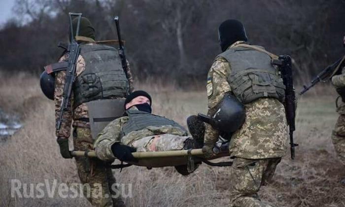 Сводка о военной ситуации на Донбассе: командир роты расстрелял солдата ВСУ