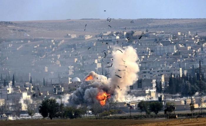 Сирийская армия нанесла массированные удары по американским наёмникам в провинции Хама