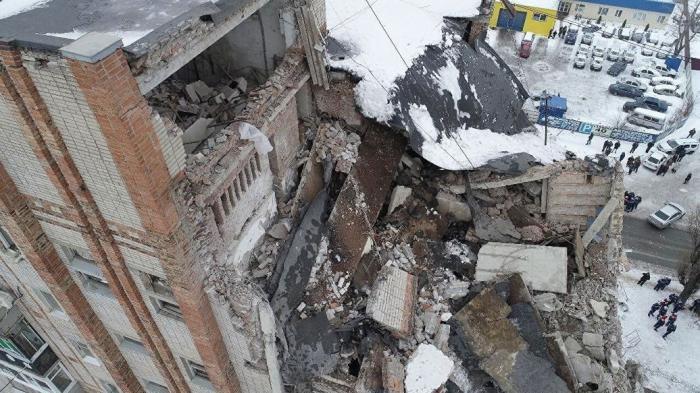 Взрыв в Шахтах. Найдены тела всех погибших при обрушении дома