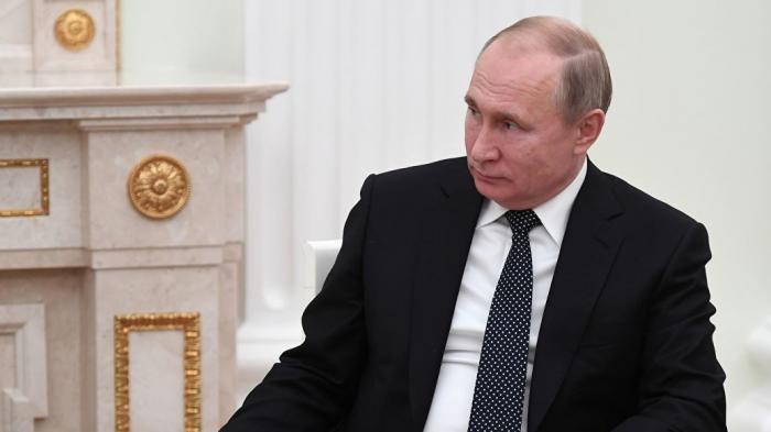 Путин назвал цель создания «новой церкви» на Украине
