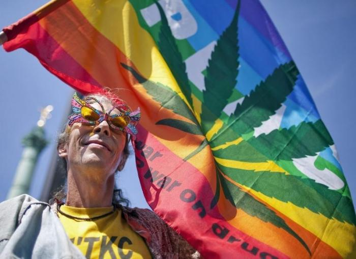 Наркотики побеждают США. Статистика ужасает