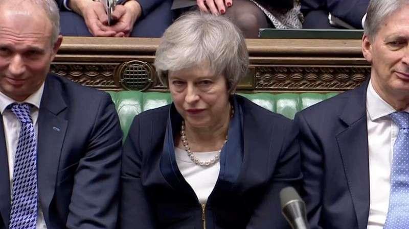 Брексит. Крупнейшее поражение за 100 лет. Парламент отклонил план Терезы Мей