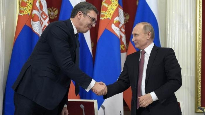 Интервью сербским изданиям «Политика» и«Вечерние новости»