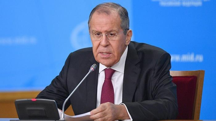 Пресс-конференция Сергея Лаврова по итогам 2018 года