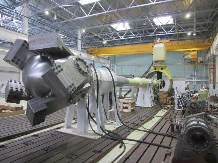 НПО «Винт» завершило разработку перспективного малошумного винта для кораблей ВМФ России