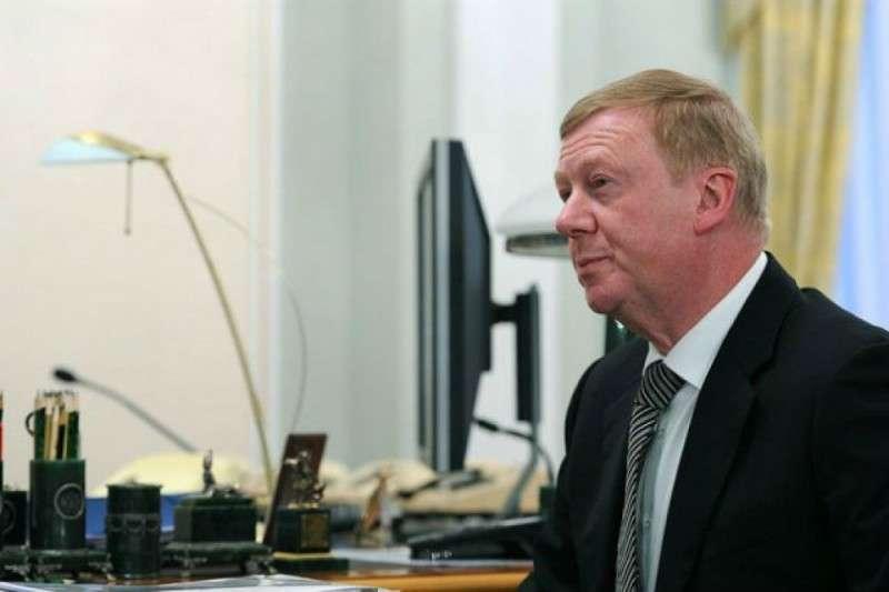 Анатолий Чубайс предложил поднять цены на электроэнергию в 2 раза