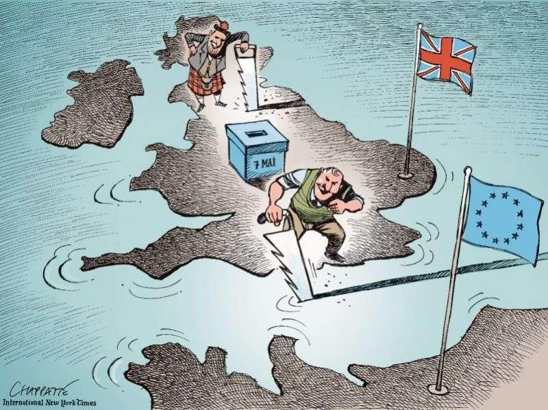 Британия отказалась от выхода из ЕС – но и остаться уже не может