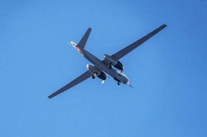 Фото испытаний третьего прототипа БПЛА «Альтаир» появилось вСети