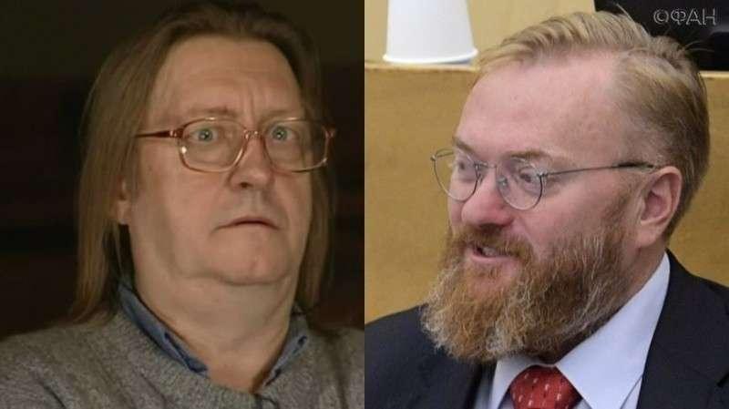 Милонов ответил экстрасенсу Леденеву, увидевшему беса за спиной депутата: «бедный жулик»