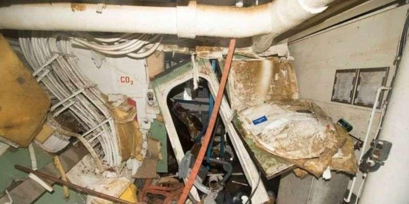 Тайна столкновения эсминца США «Фицджеральд» с контейнеровозом оказалась ужасной