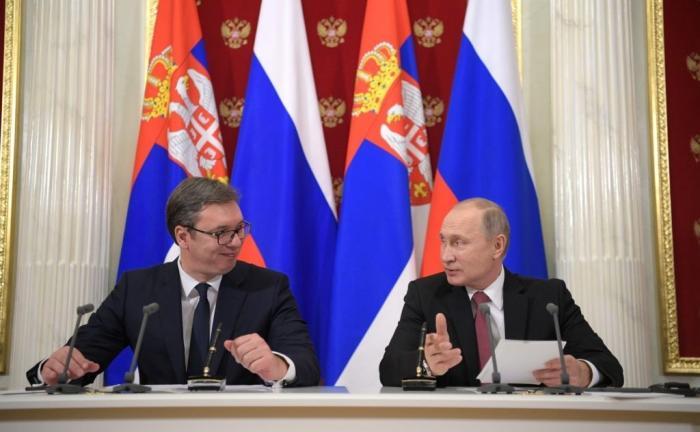 Итоги визита Путина в Сербию: 25 соглашений и «Турецкий поток»