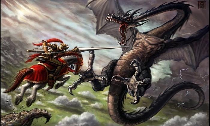 Парадокс власти – убить дракона без последствий